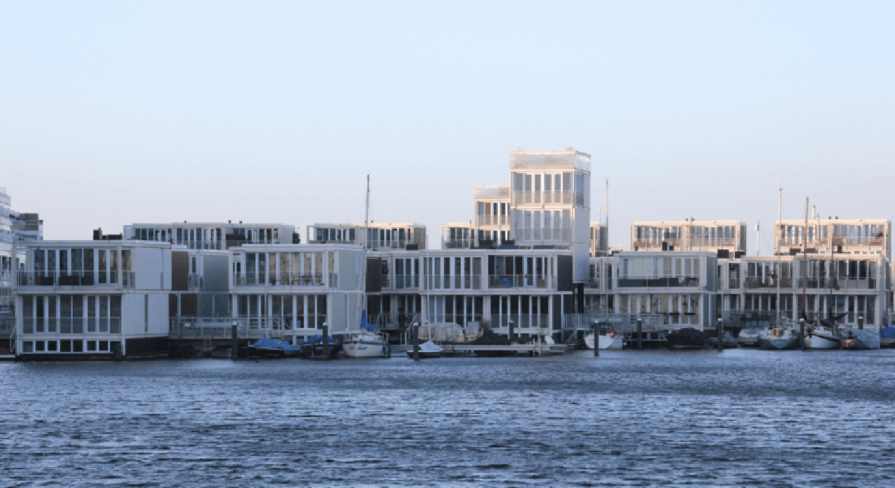 Amsterdam Ijburg