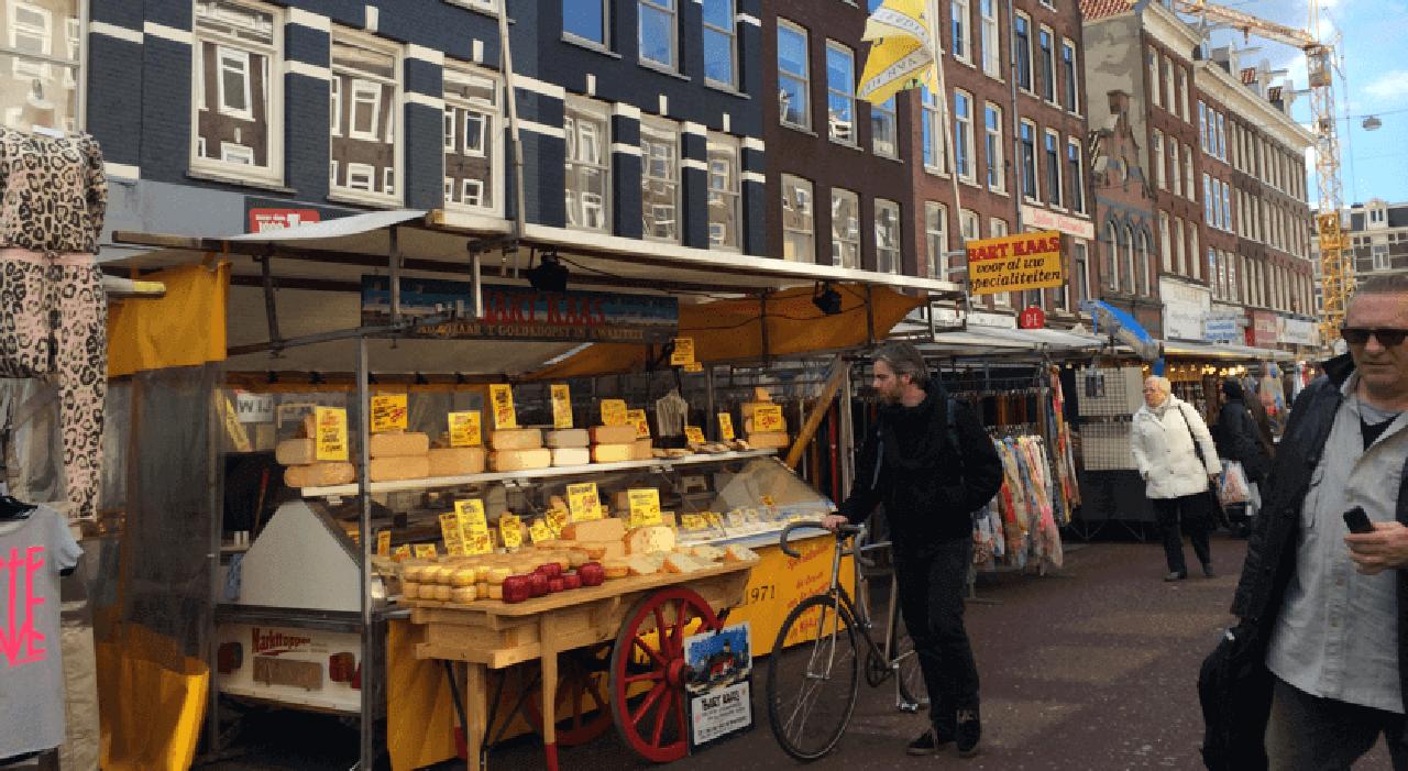 Amsterdam de Pijp-Rivierenbuurt